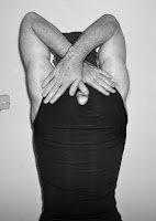hands crossed shoulder