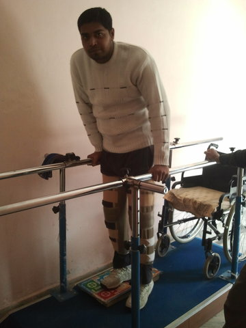 Walking After Spinal Cord Injury