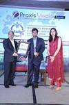 Dr. Prodyut Das (PT) receiving Best Consultant Physiotherapist in Uttar Pradesh